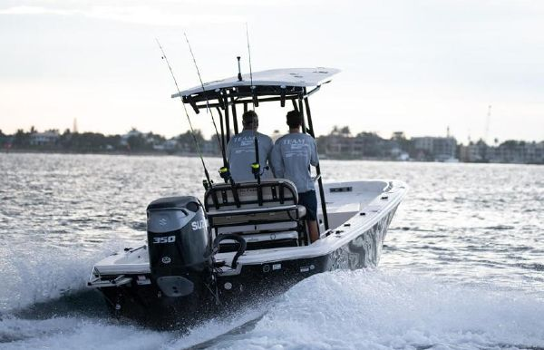 2022 Sea Chaser 26 LX