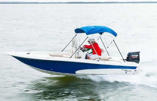 2021 Sea Chaser 19 Sea Skiff