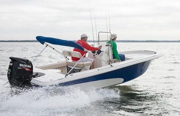 2021 Sea Chaser 21 Sea Skiff