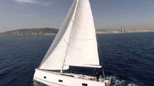 Solaris yacht 58