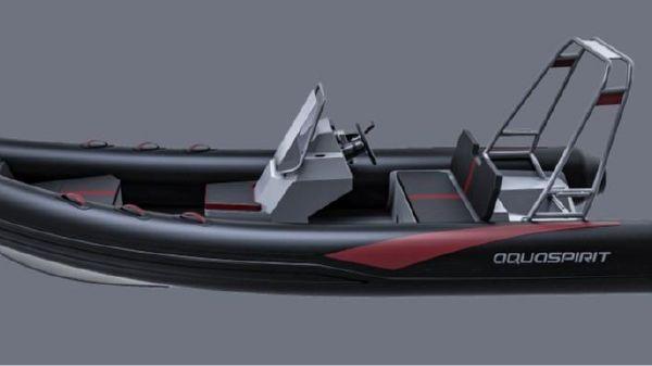 AquaSpirit Spirit 530CC