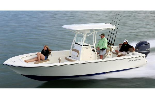 2020 Sea Born LX24 Center Console