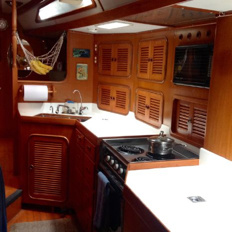 1991 Tayana For Sale New England