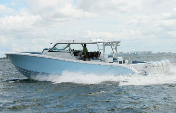 2021 Yellowfin 54 Offshore