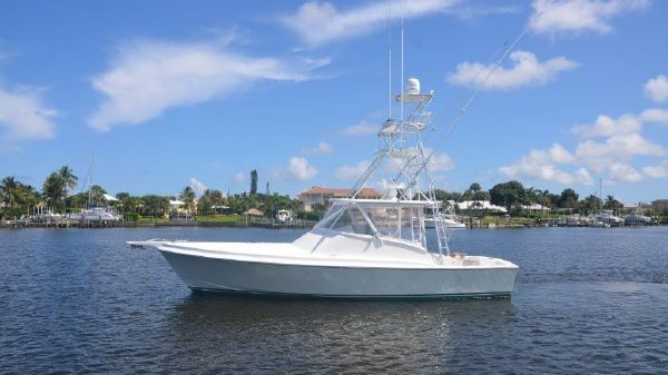 Liberty 42 Sportfish Express
