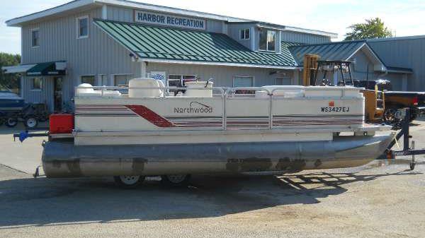 Northwood Pontoons Northwood 20NW3 20'