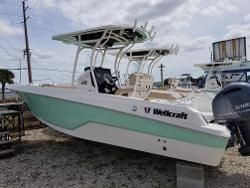 Wellcraft 222 Fisherman image