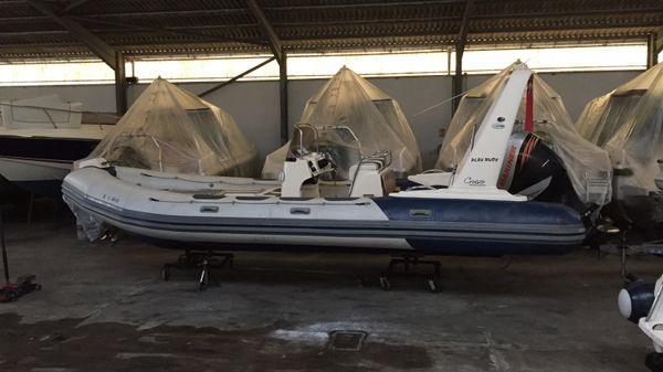 Valiant RIBs 750 Cruiser