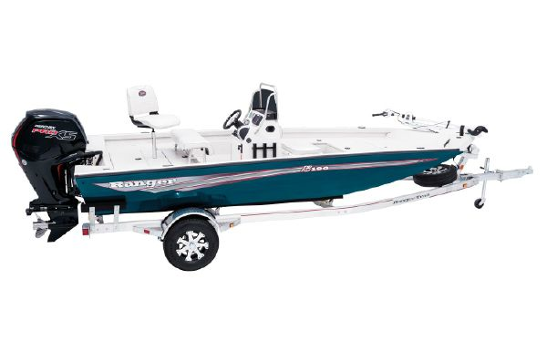 2020 Ranger RB 190 Fisherman w/o set-back