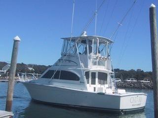 Egg Harbor 35 Sport Fisherman image