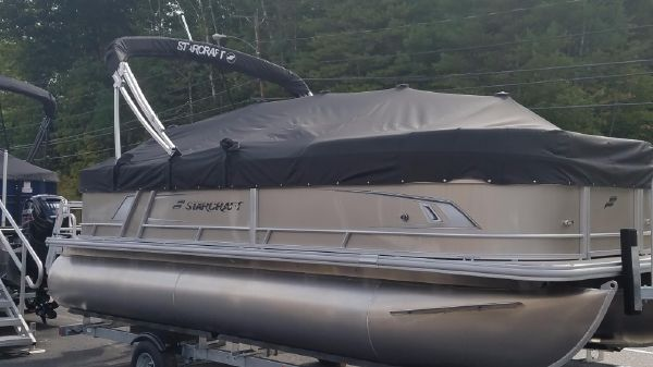 Starcraft EX 20C PONTOON BOAT