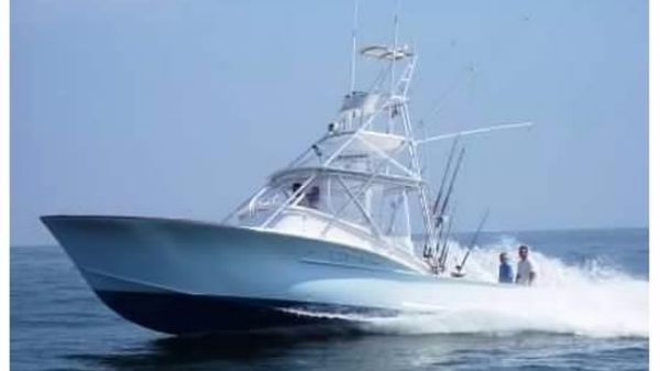 DOMINION Boat Works Sportfish