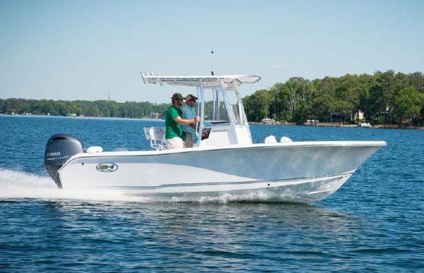2019 Sea Hunt Triton 210