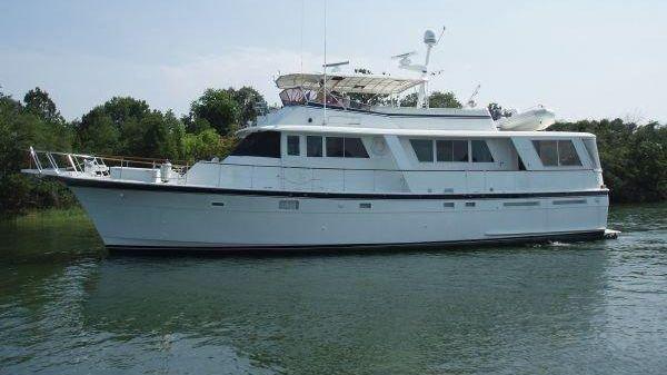 Hatteras Motor Yacht 64' Hatteras
