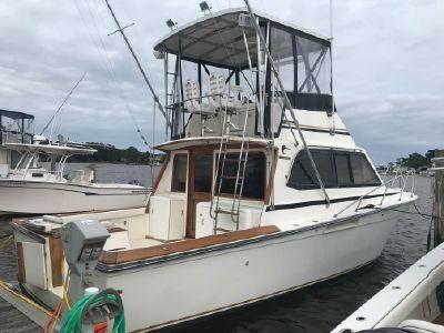1988 Egg Harbor<span>35 Sport Fisherman</span>