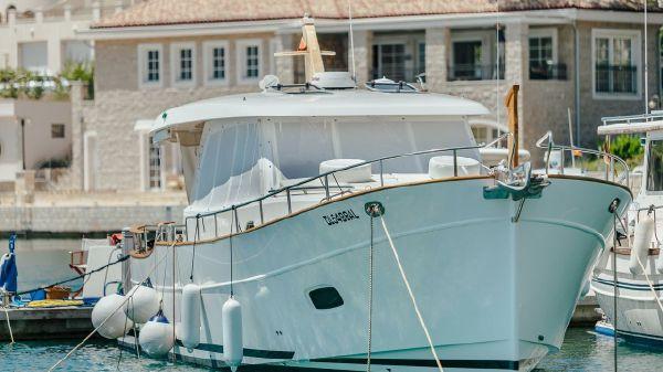 Sasga Yachts Minorchino 42 HT
