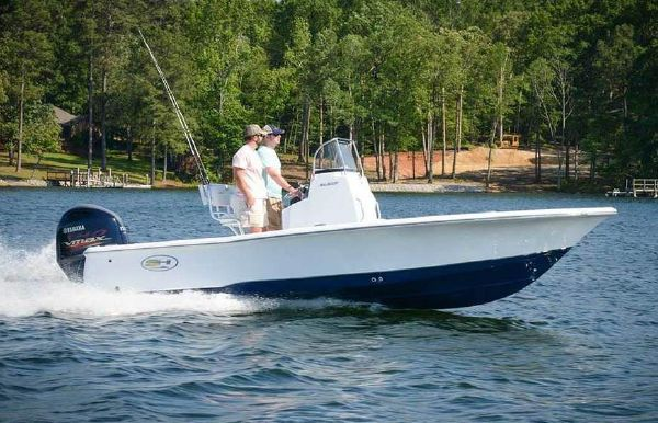 2020 Sea Hunt BX 20 BR