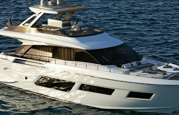 2020 Ferretti Yachts 670