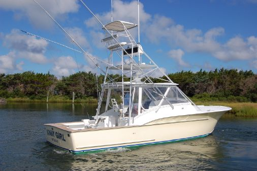 Custom Carolina 34 Sunny Briggs Express image