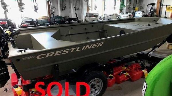 Crestliner 1660 Retriever Deluxe