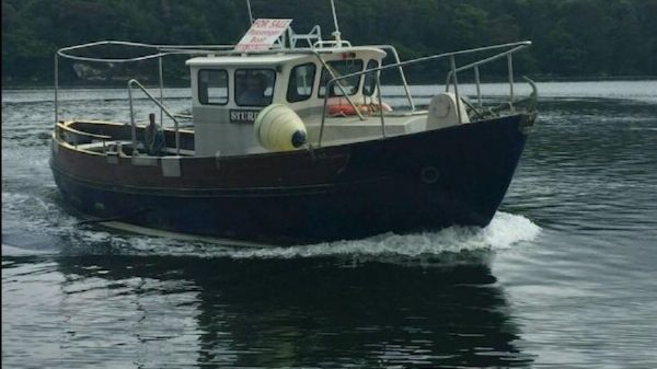 Fisher 30 Pilothouse