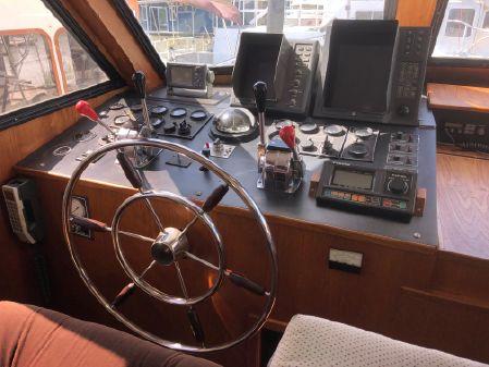 Custom Motor Yacht Pilot House image
