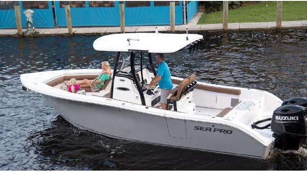Sea Pro 259 CC
