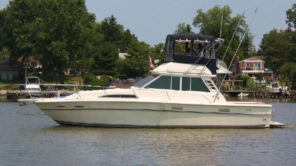 Sea Ray 390 Sedan Bridge 39 Sea Ray 83