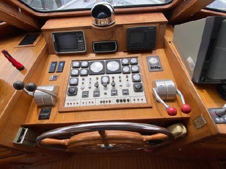 DeFever 57 Cockpit image