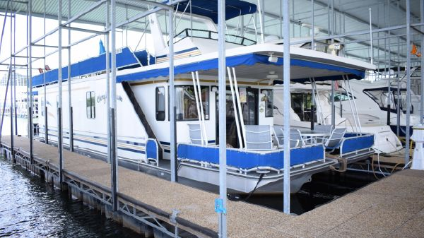 Lakeview 16 x 55 Widebody Houseboat