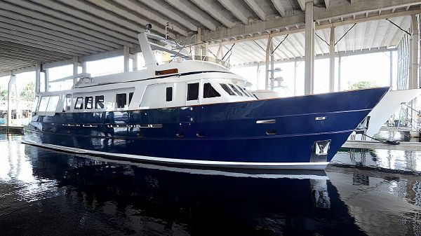 Jongert Long Range Cruiser 85' Jongert Motor Yacht HALCYON DAYS