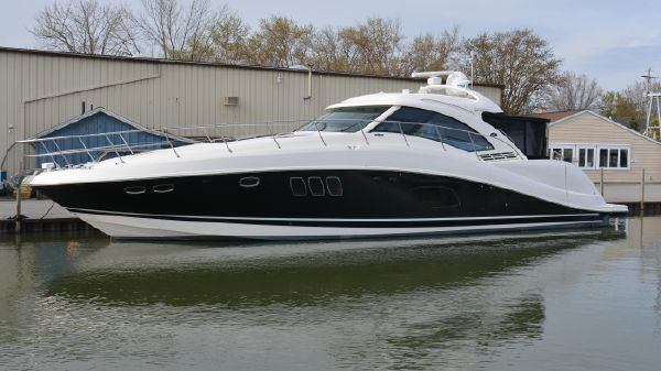 Sea Ray 550 Sundancer