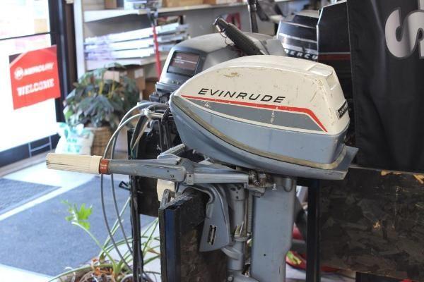 Evinrude 6R