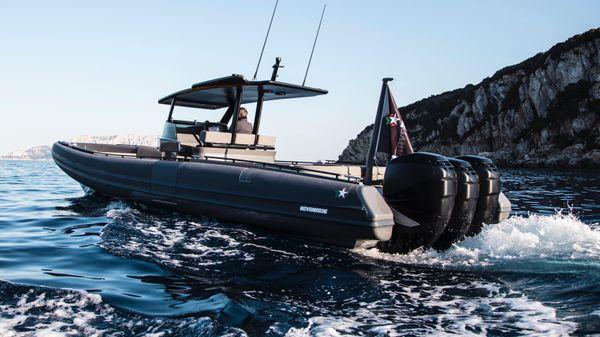 Novamarine Black Shiver 120