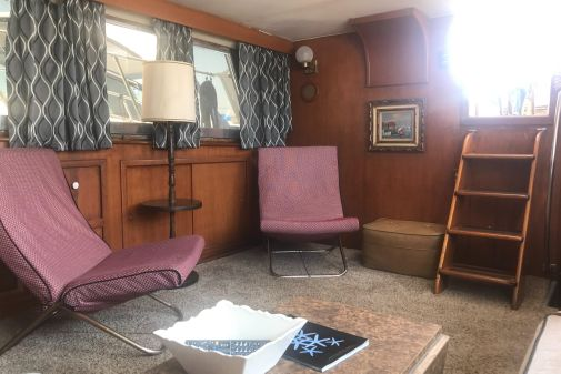 Hatteras 41 Twin Cabin w 1400 HRS image