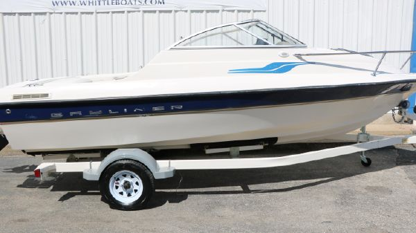 Bayliner 192 Cuddy