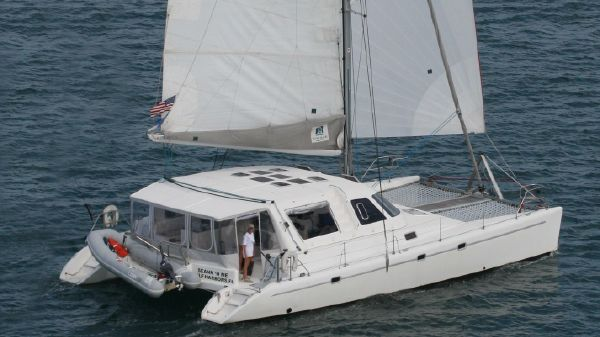 Voyage Yachts 450 Cabriolet