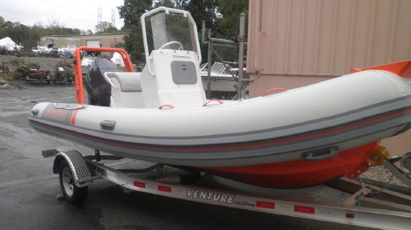 Highfield Ocean master 500 Hypalon