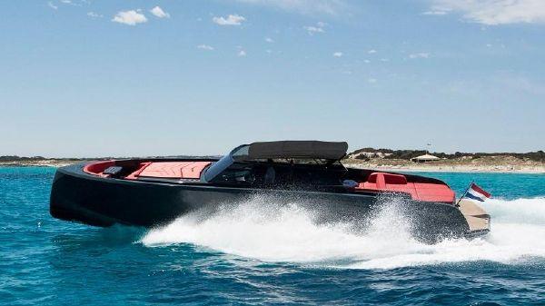 Vanquish Yachts VQ48