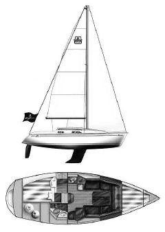 Dufour 30 Classic image