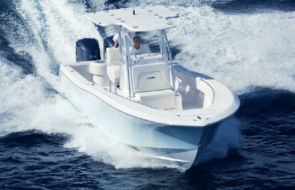 2020 Invincible 33 Open Fisherman