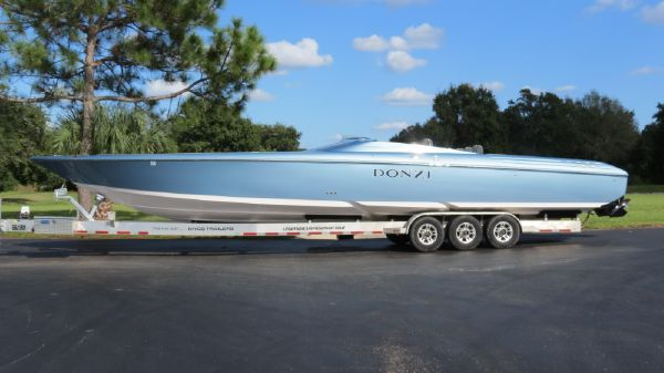Donzi Boats For Sale - Suncoast Powerboat and Yacht Brokerage