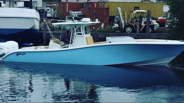 Yellowfin 36 (LOADED!)