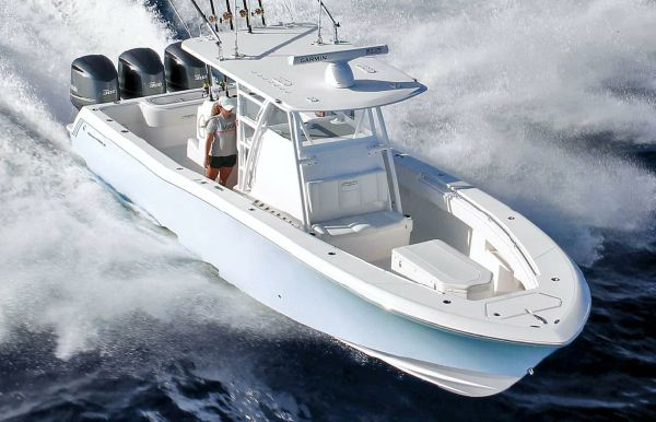 2020 Invincible 36 Open Fisherman