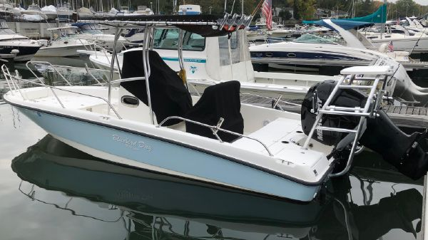Boston Whaler Dauntless 230