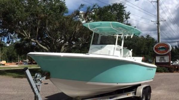 Clearwater 2508 CC (Sea Foam Green)