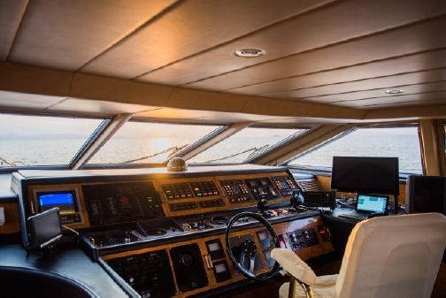 Baglietto 36m REMARKABLE CHARTER RECORD image