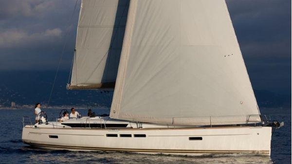 Jeanneau Sun Odyssey 519 Sailing