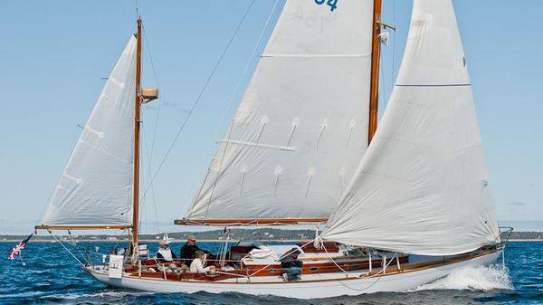 Concordia 39 Yawl
