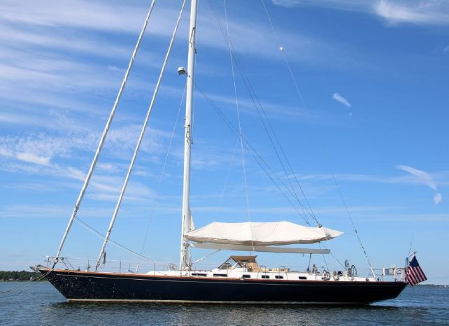 1994 Sweden Yachts Buy Maine